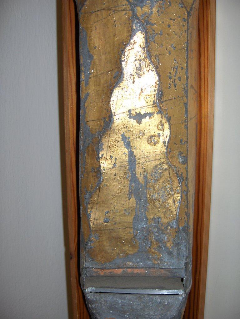 20 oktober 2006 Marcussen Bovenlabium orgelpijp Schoonhoven 1539