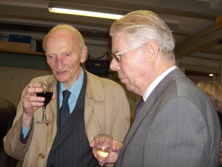 20 oktober 2006 Marcussen Cor Edskes en Jürgen Zachariassen