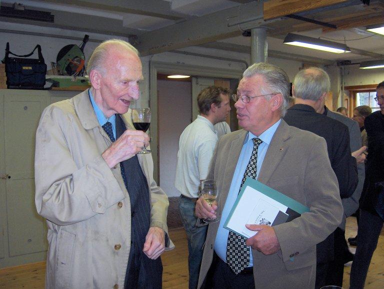 20 oktober 2006 Marcussen Cor Edskes en Henning Christensen