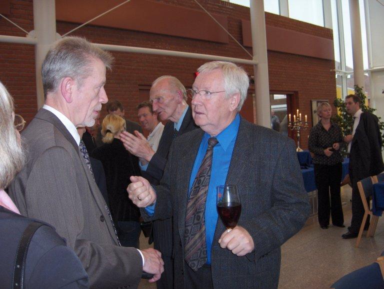 20 oktober 2006 Marcussen Henrik F. Nørfelt, Cor Edskes en Richard Thomsen