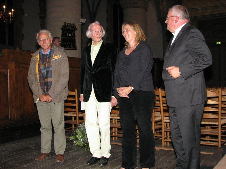 Winsemius, Kee, Fayer en Van der Kooy