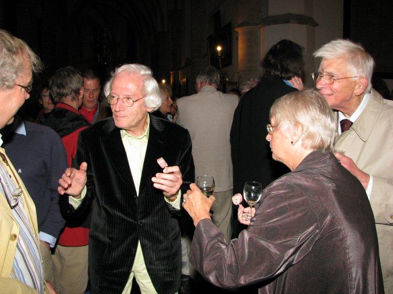 Van Nieuwkoop, Kee, Annelies en Haite van der Schaaf