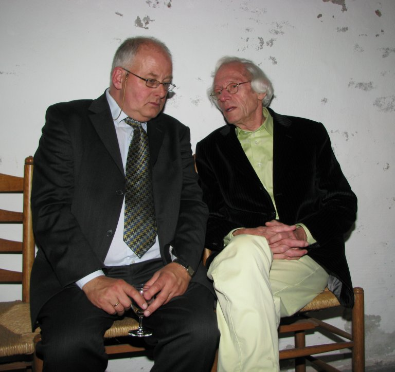 Van der Kooy en Kee