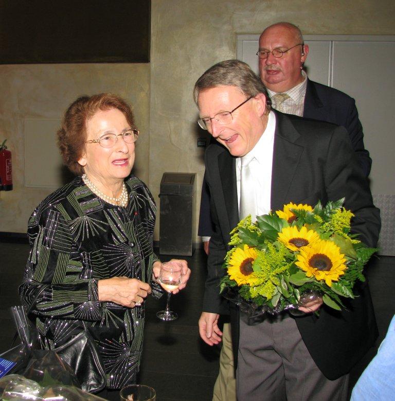 Marie-Claire Alain en David Sanger