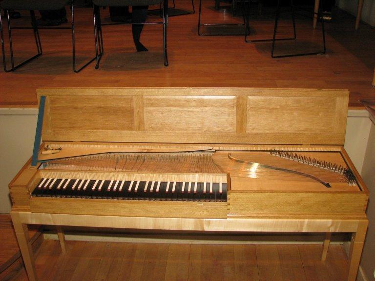 Clavichord Koen Vermeij