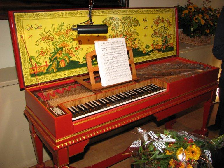 Clavichord Geert Karman
