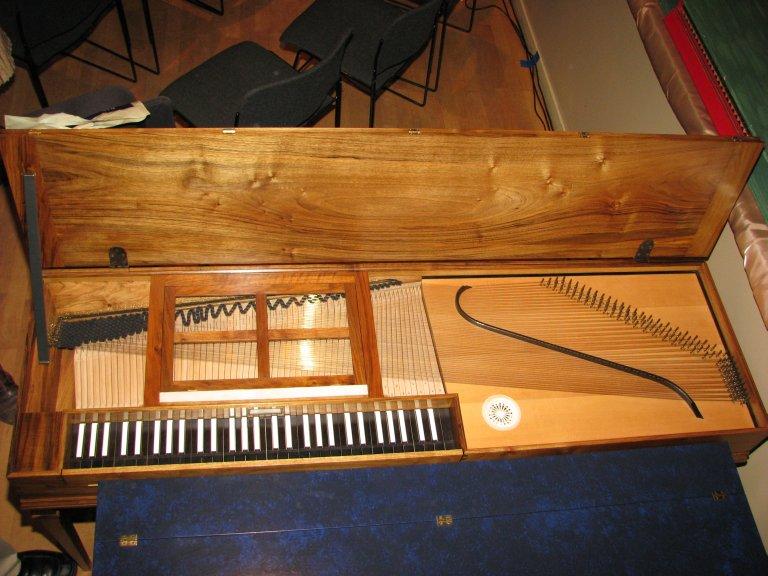 Clavichord Joris Potvlieghe