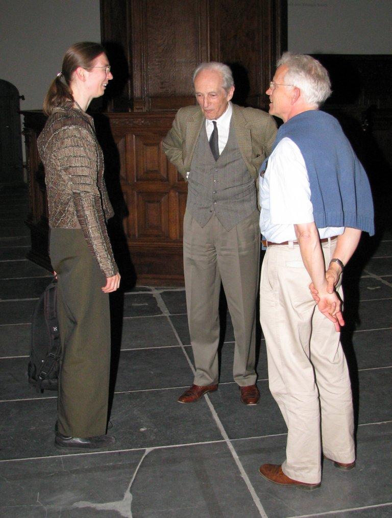 Bryndorf, Leonhardt en Winsemius