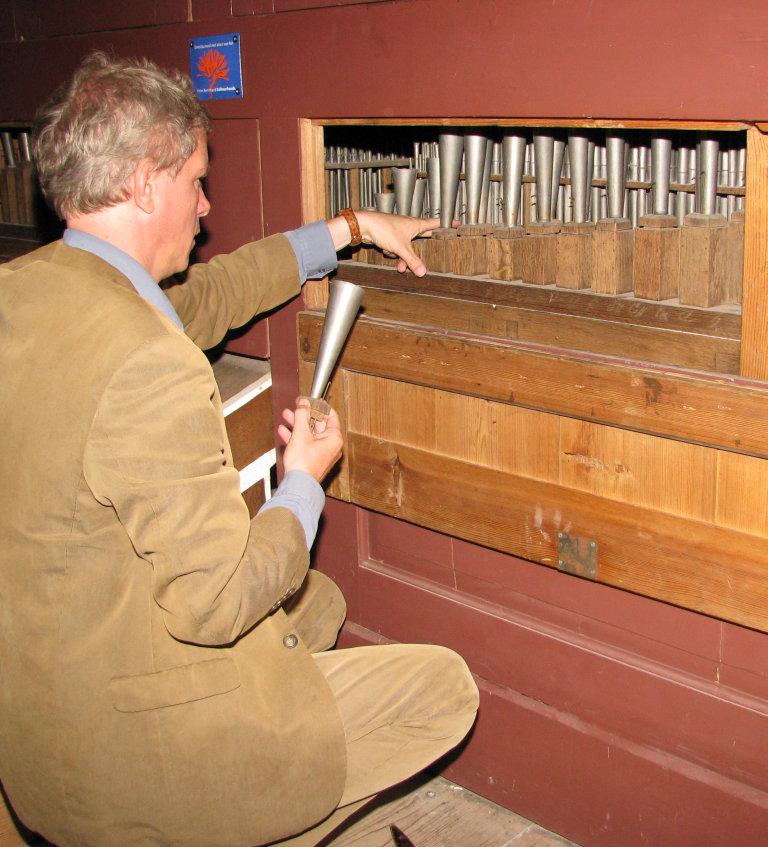 Orgel stemmen