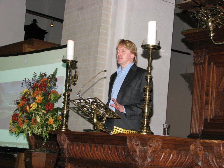 Jos Bazelmans, Rijksdienst voor het Cultureel Erfgoed