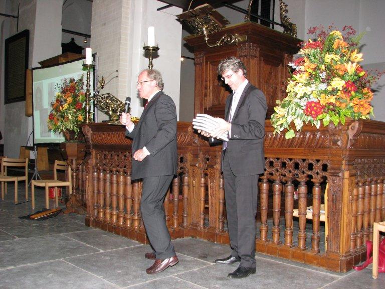 Jan Luth en Jan van 't Hof