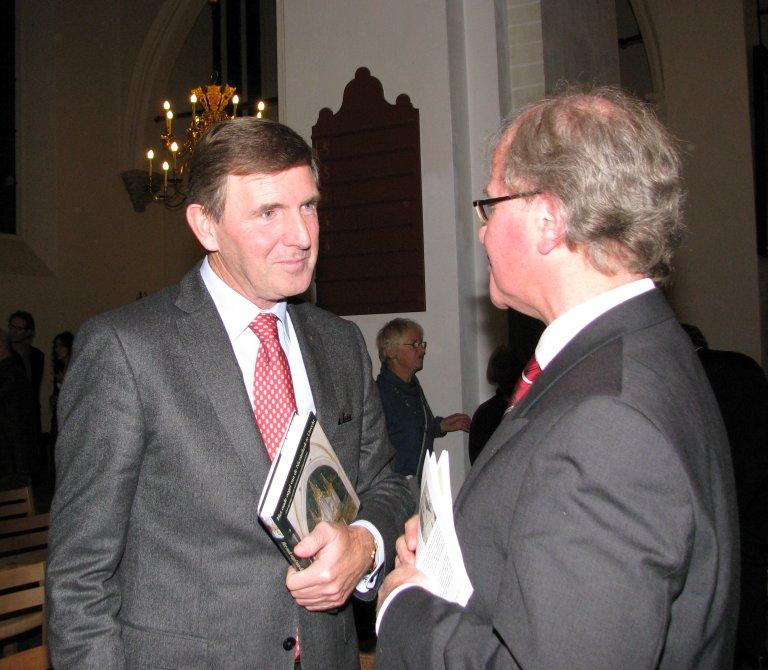 CvK Utrecht Roel Robbertsen en Jan Luth