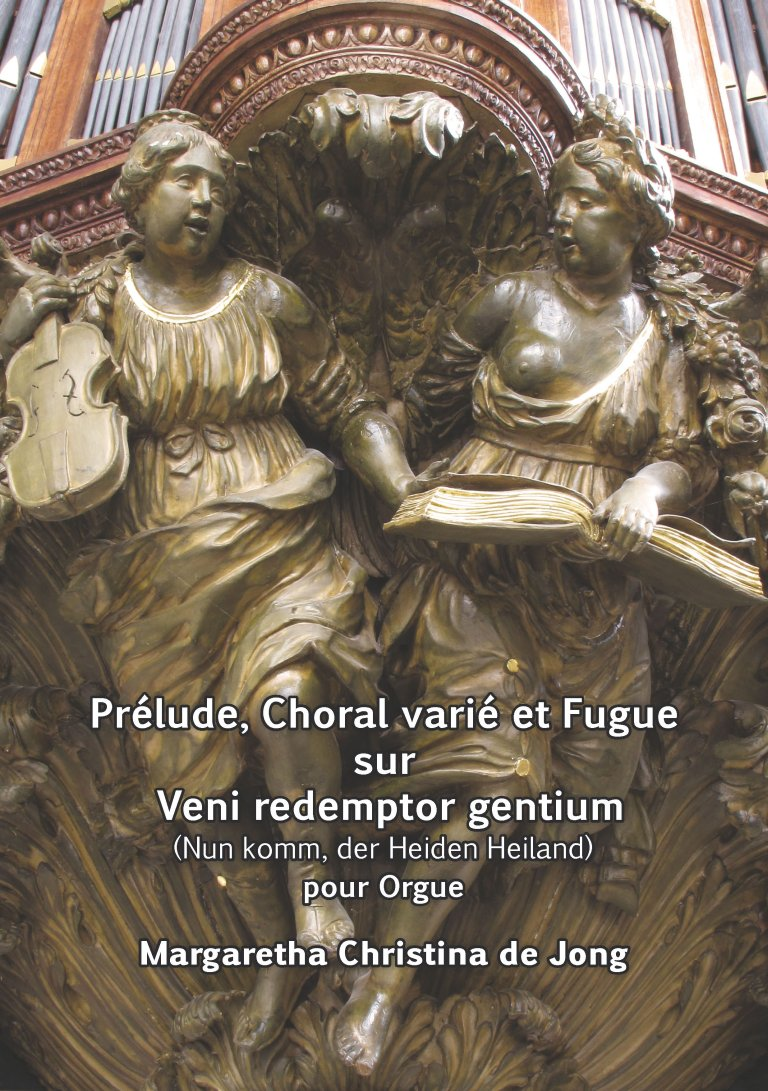 Veni redemptor gentium for Organ