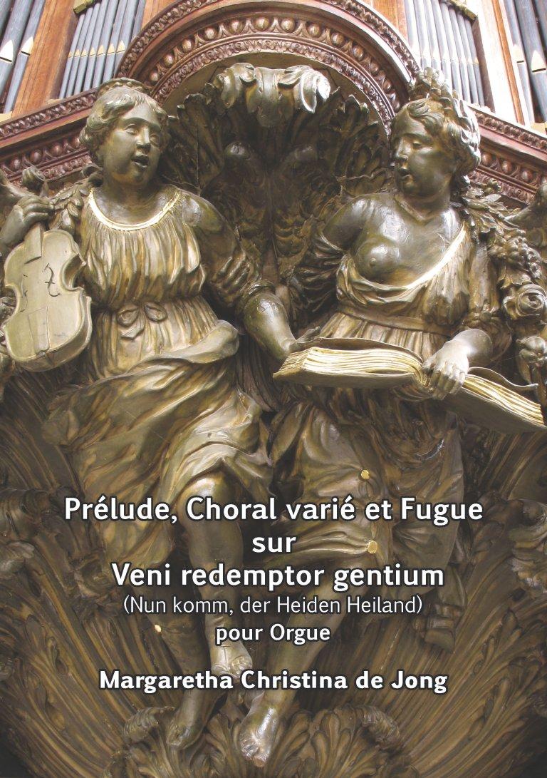 Veni redemptor gentium for Organ