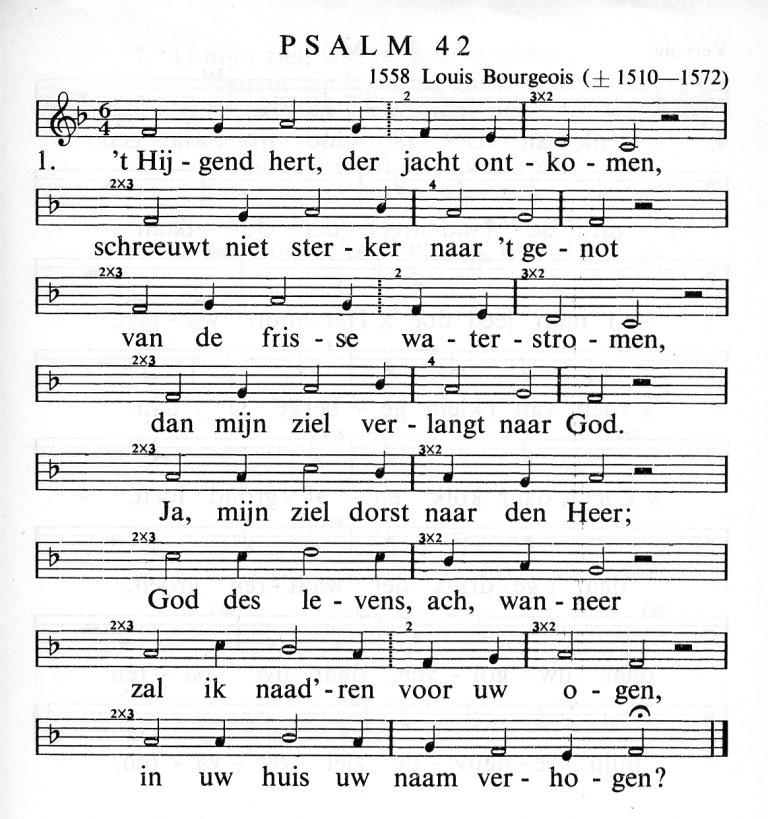 Psalm 42 1938
