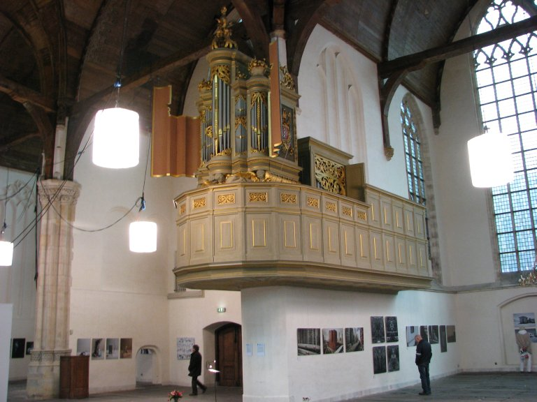 Kleine orgel