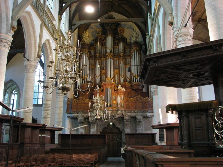 Grote orgel