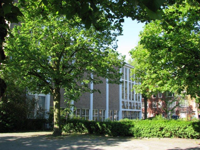 Amsterdam Gereformeerde Woestduinkerk