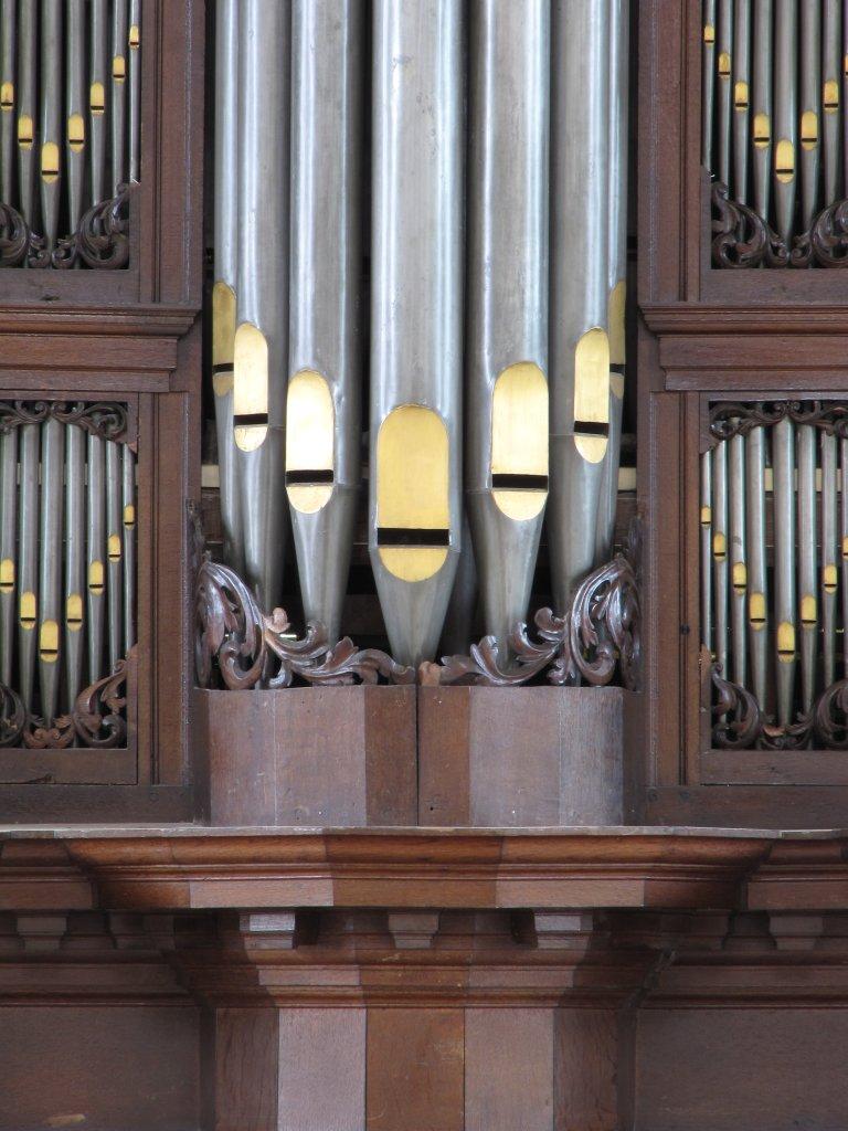 Der Aa-kerk Groningen RP Voet middentoren