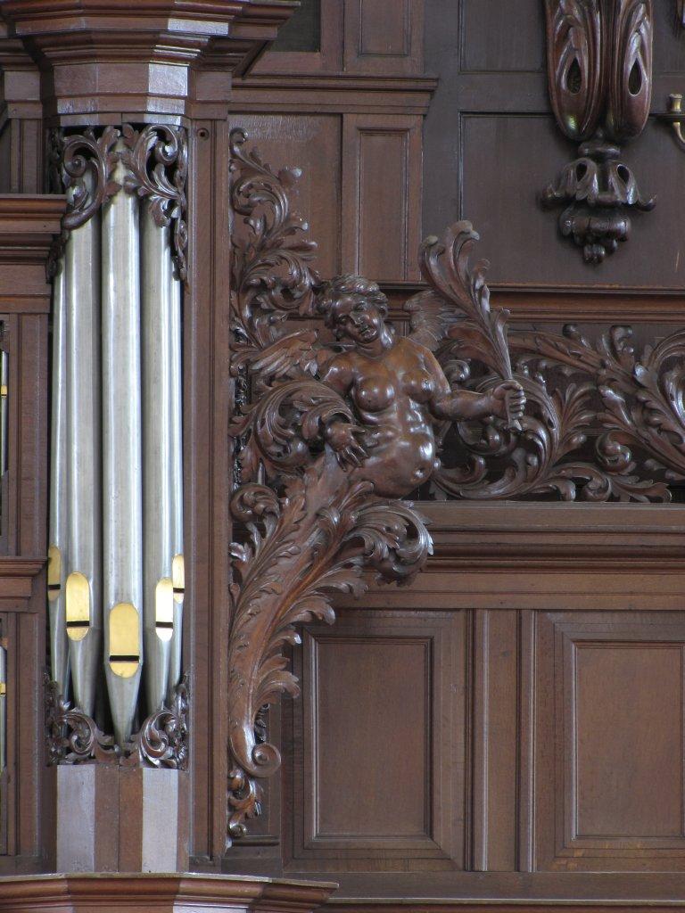 Der Aa-kerk Groningen RP Noorder vleugelstuk