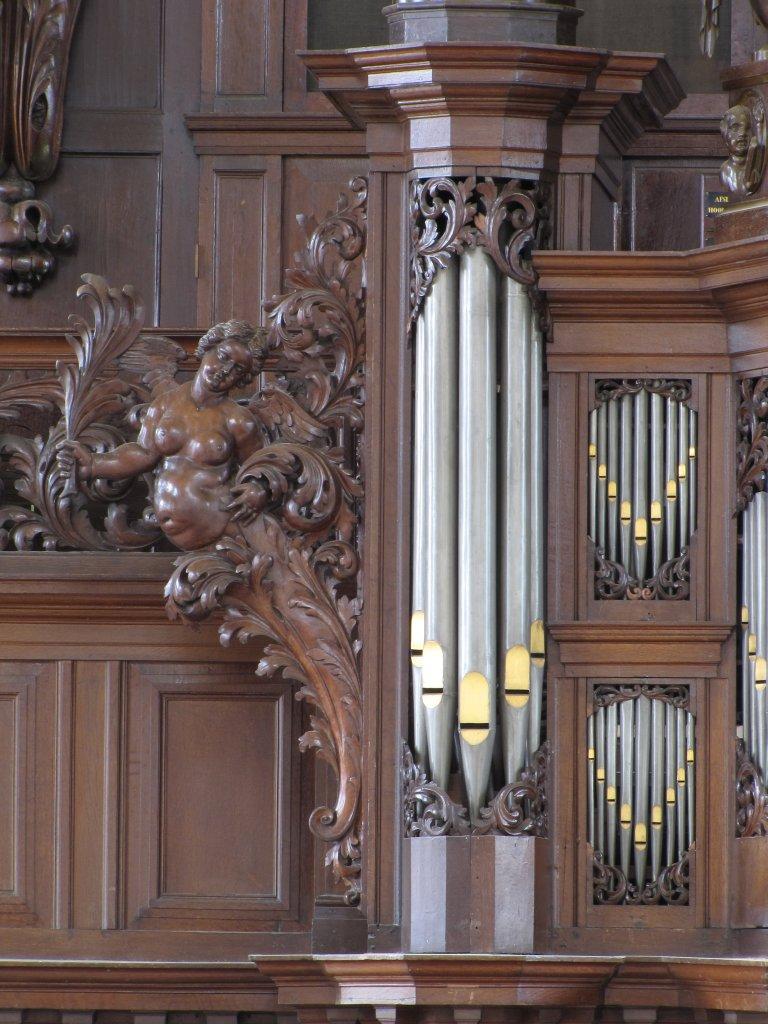 Der Aa-kerk Groningen RP Zuider vleugelstuk
