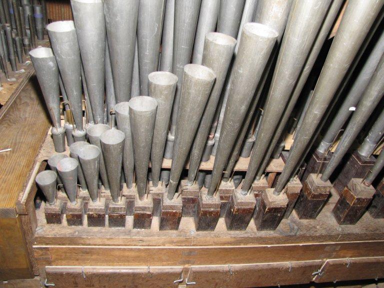 Der Aa-kerk Groningen HW Trompet