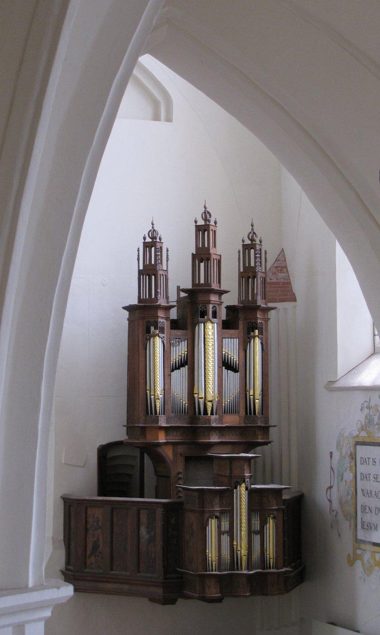 Der Aa-kerk Groningen Transeptorgel