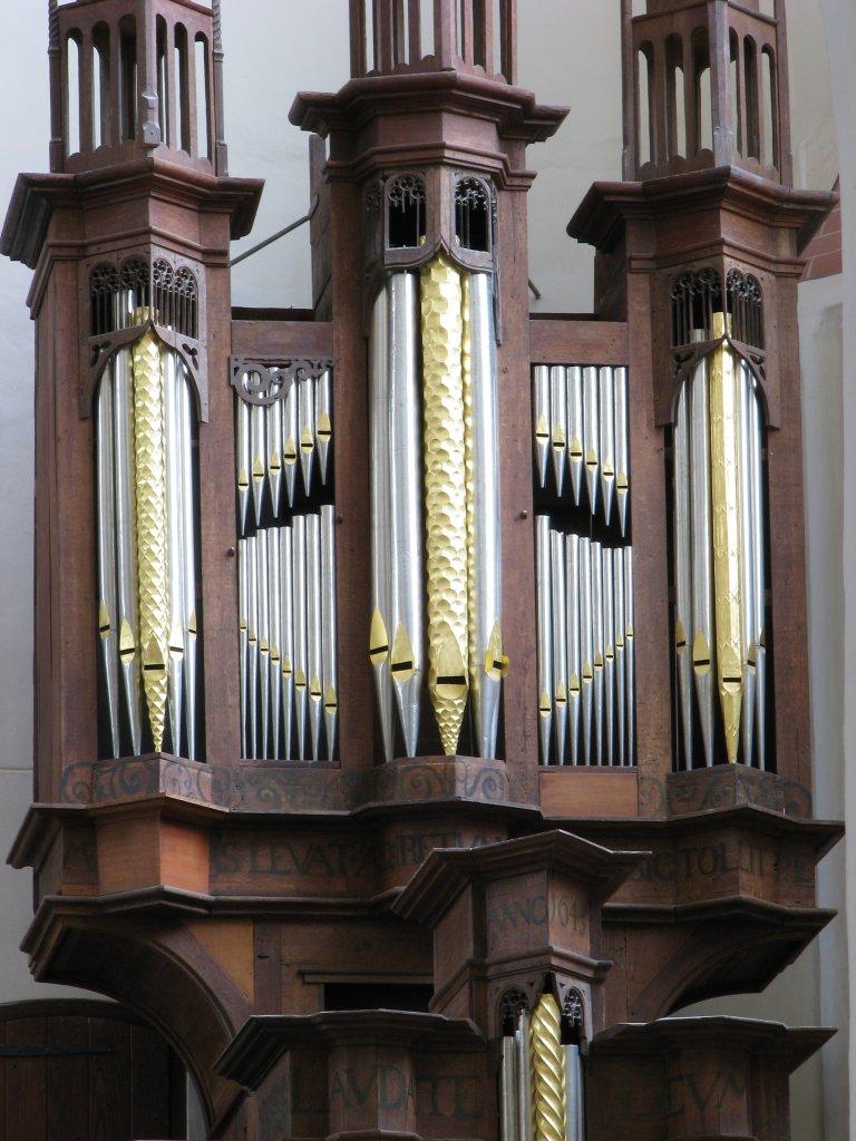 Der Aa-kerk Groningen Hoofdwerk met teksten