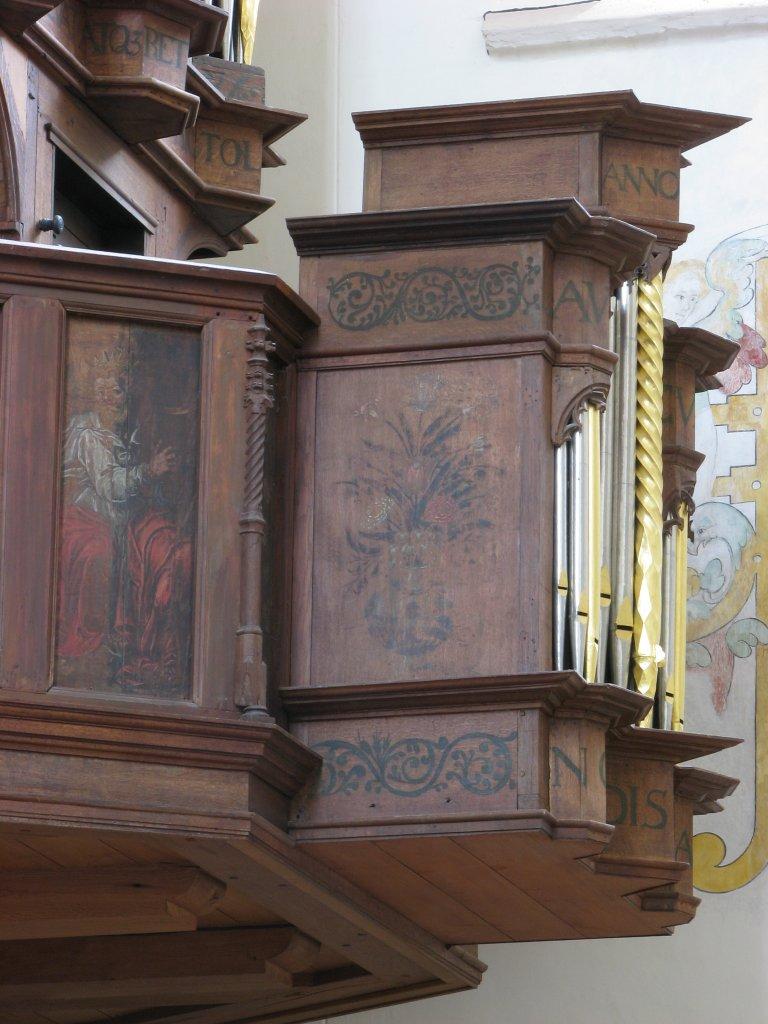 Der Aa-kerk Groningen Rugpositief van opzij