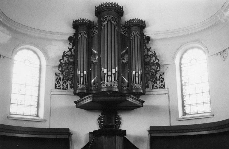 Doopsgezinde Kerk Groningen Timpe Orgel 1816