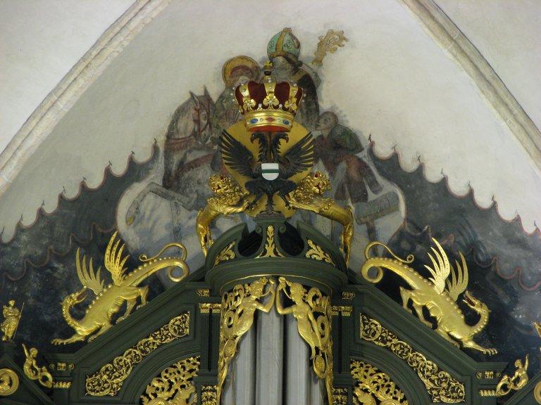 Martinikerk Groningen Bekroning Middentoren