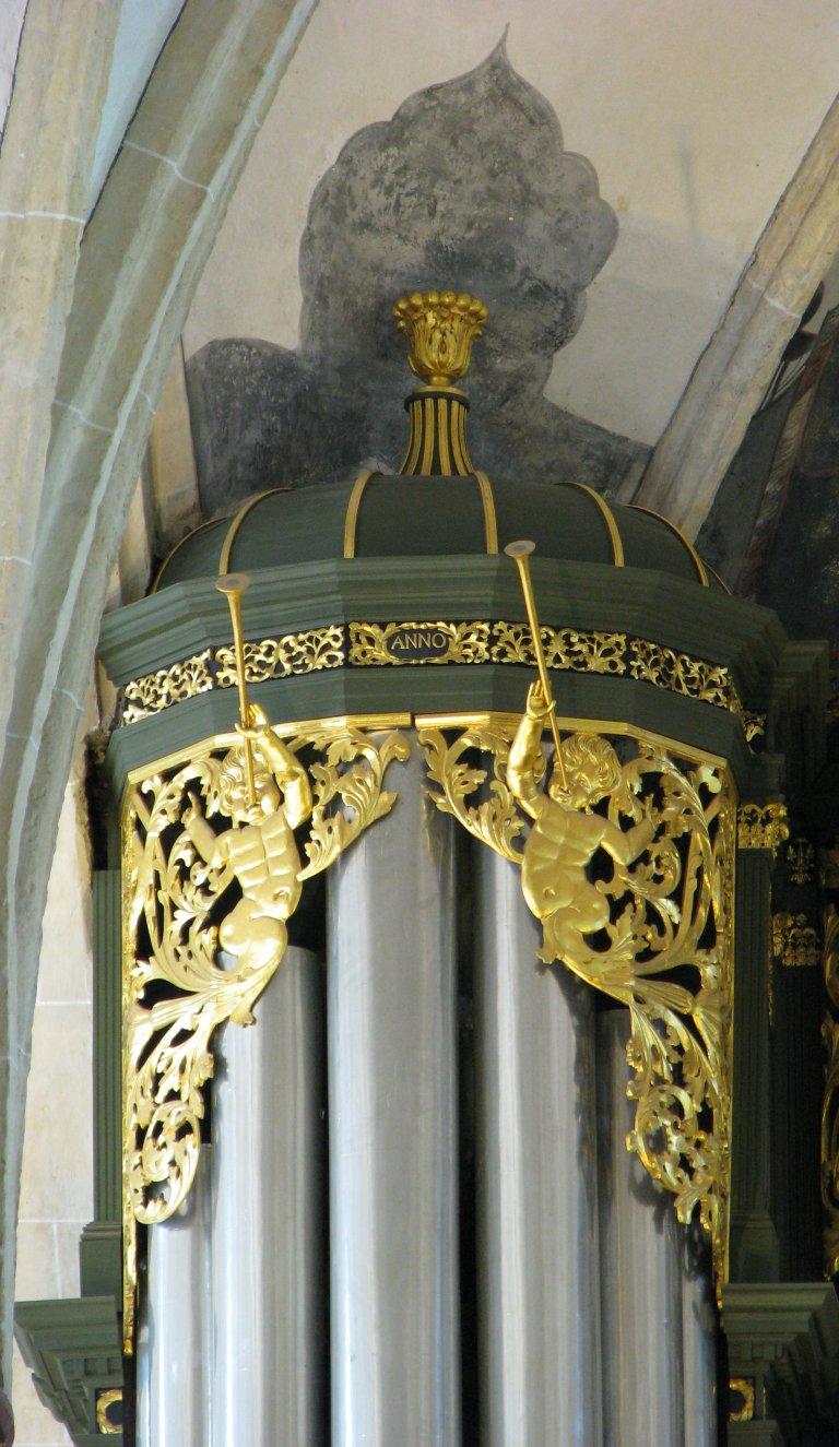 Martinikerk Groningen Anno