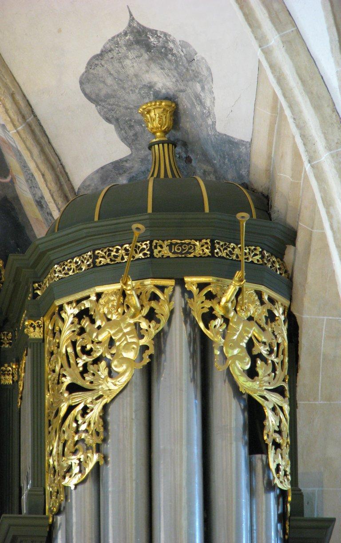 Martinikerk Groningen 1692