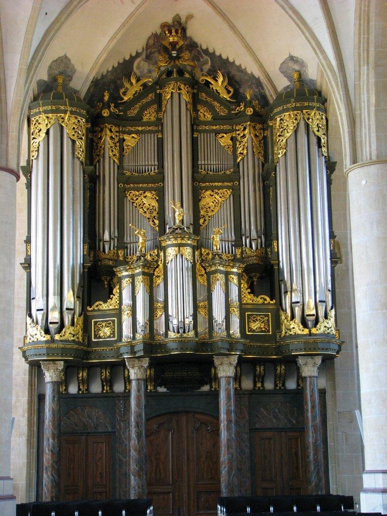 Martinikerk Groningen Hoofdorgel