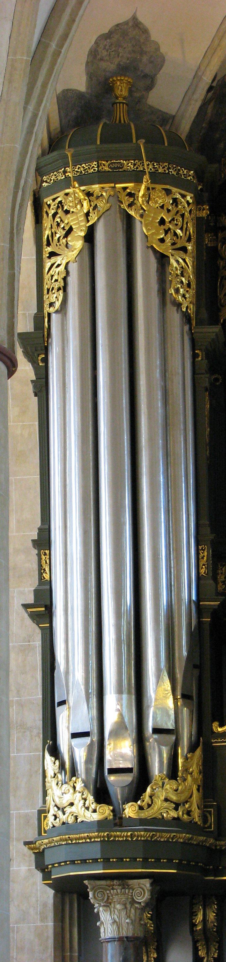 Martinikerk Groningen Zuider pedaaltoren