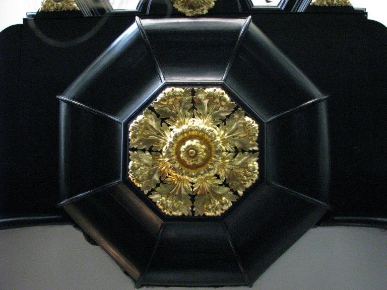 Pelstergasthuiskerk Groningen Rozet