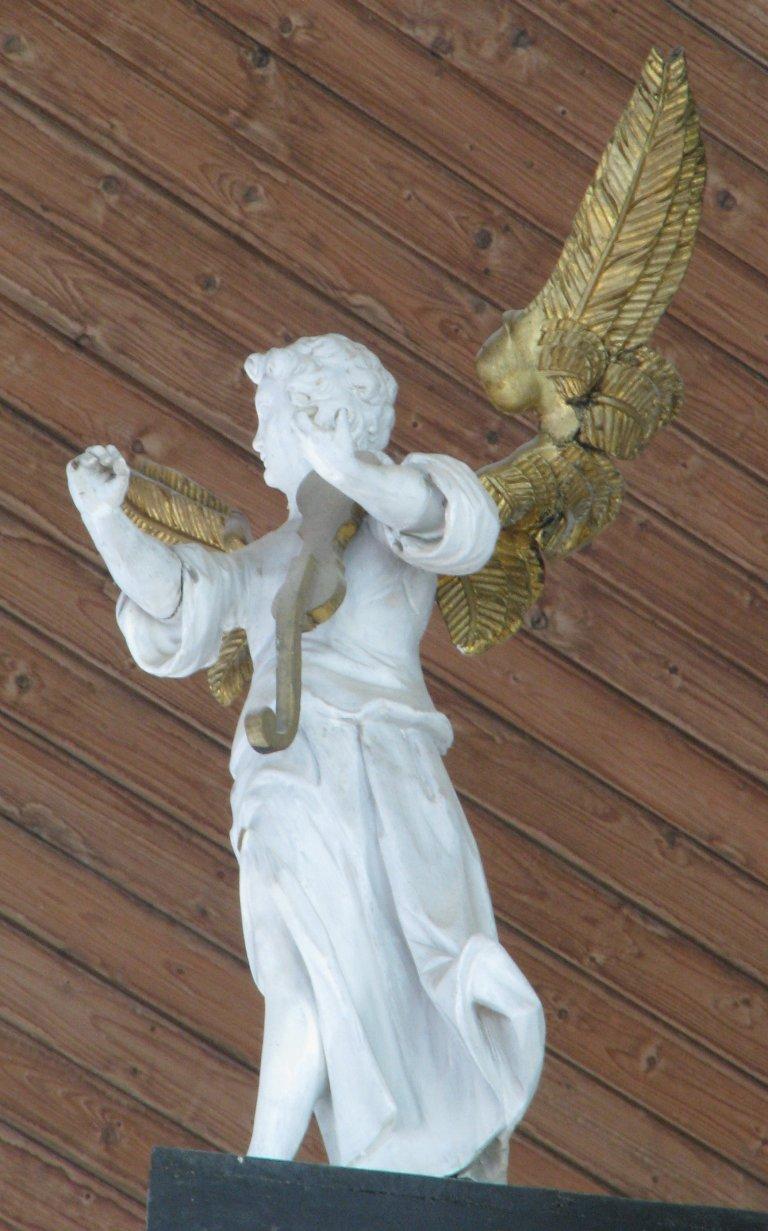Engel met viool