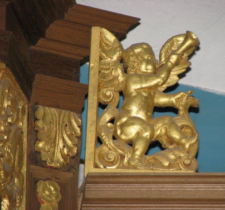 Engel met trompet