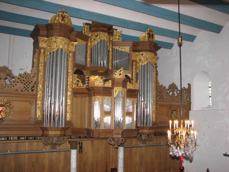Orgel Huys Front