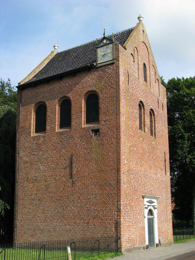 Toren met torenvalken