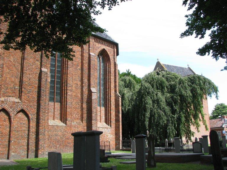 Kerk en toren