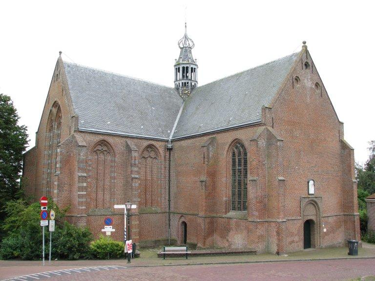 Oosthuizen Grote Kerk begin 16e eeuw