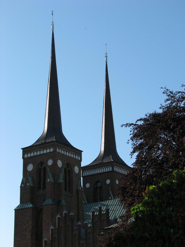 Roskilde Domkirke Westtorens