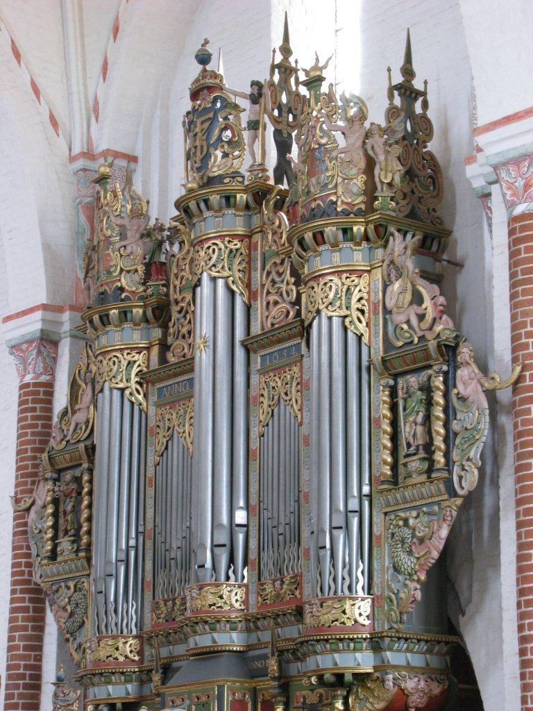 Orgel Hoofdkast