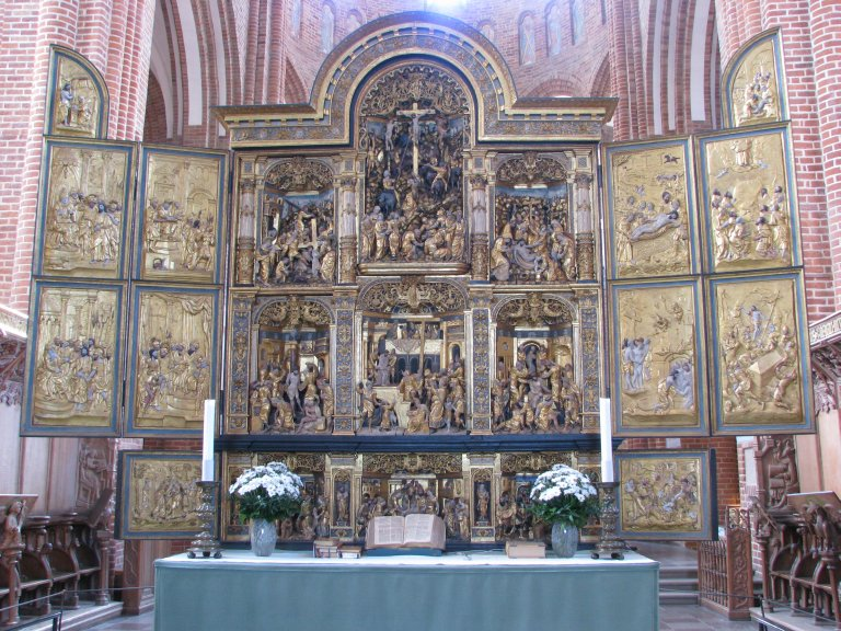 Roskilde Domkirke, Altaar