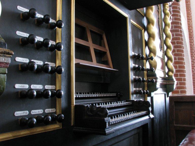 Klavieren en registers