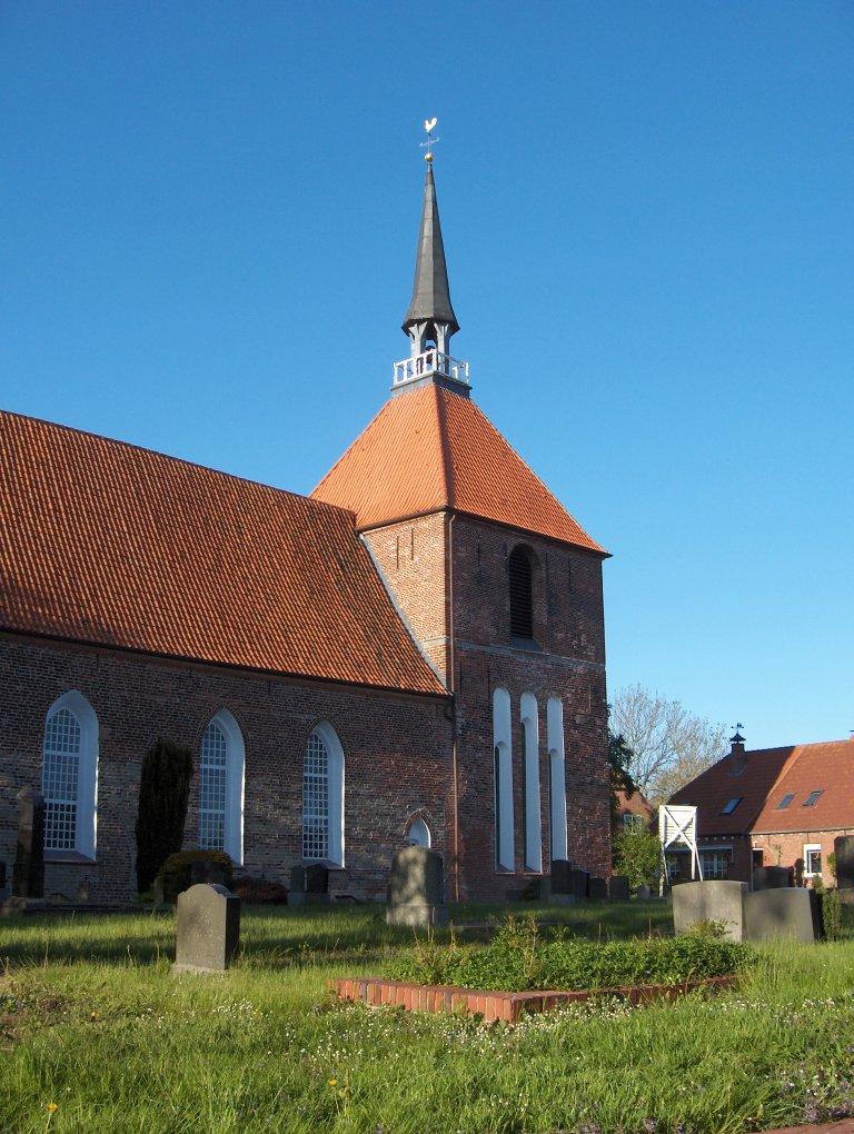 Evangelisch-Reformierte Kirche Rysum