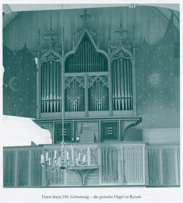 Orgel Rysum