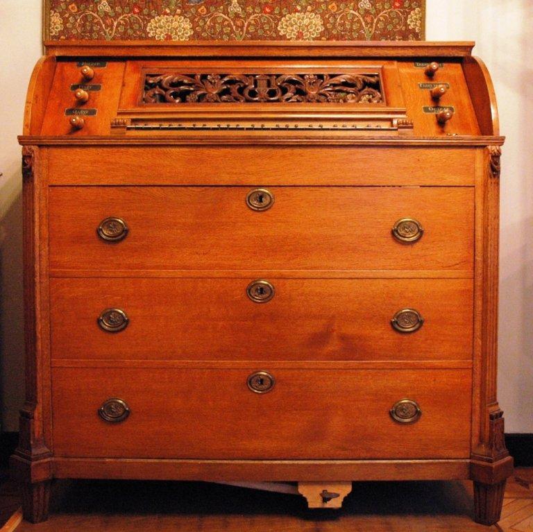 Orgel Schnitger & Freytag ca. 1796