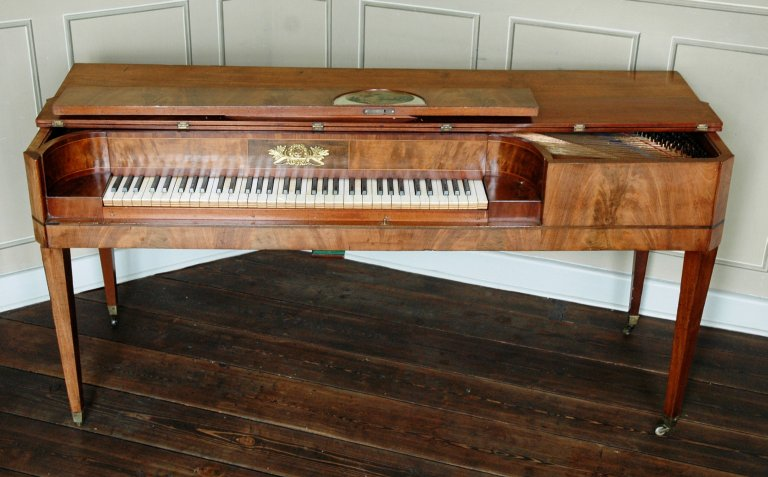 Tafelklavier Hinrichs 1822